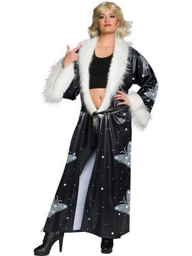 WWE Women's Nature Girl Ric Flair Adult Costume