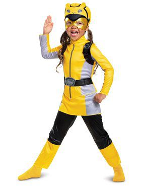 Yellow Ranger Beast Morpher Toddler Toddler Costume