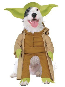 Yoda Tm Pet Costume