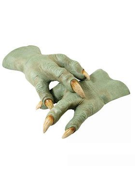Yoda Tm Latex Hands