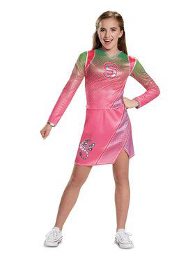 Z-O-M-B-I-E-S Addison Classic Cheerleader Child Costume