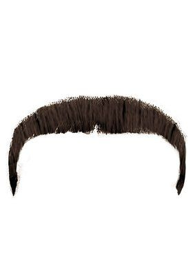 Zapata Moustache - Medium Brown