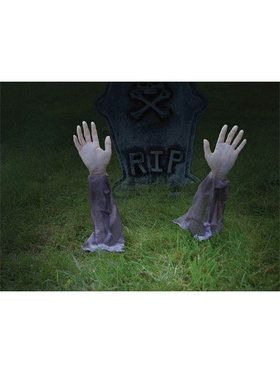 Zombie Arm Stakes Yard Prop Dcor