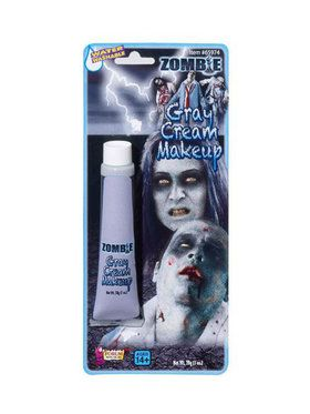 Zombie Gray Cream Makeup