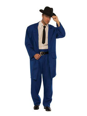Zoot Suit Adult Costume