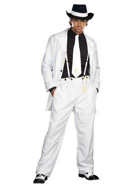 Zoot Suit Costume Ideas